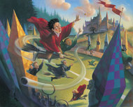 Harry Potter Artwork Harry Potter Artwork Quidditch Deluxe